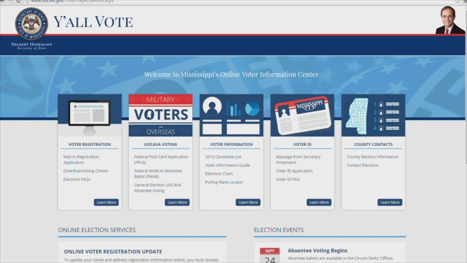 IN secretary of state investigating forged voter registrations